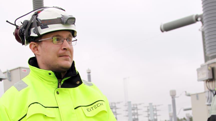 Nytt kontrakt för Eitech resulterar i triss i fördelningsstationer åt Trelleborgs kommun