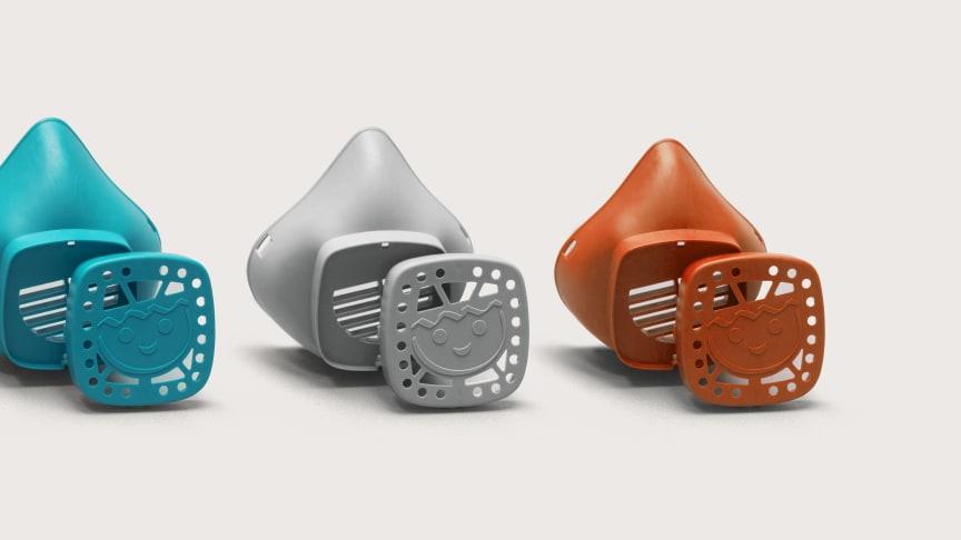 """""""PLAYMOBIL Nase-Mund-Maske"""" in drei Größen verfügbar"""