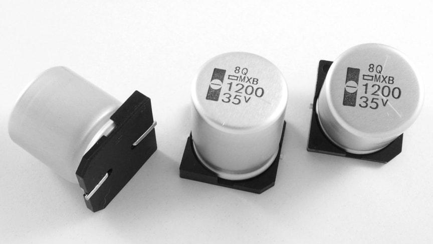 Förbättrade egenskaper på kondensatorer