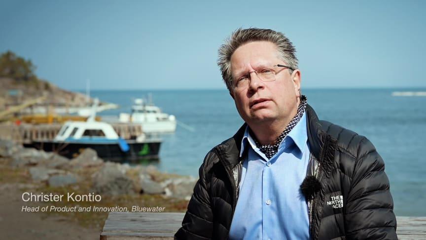 Tidigare svensk artilleribas i Östersjön tacklar klimatförändringarna och vattenbristen