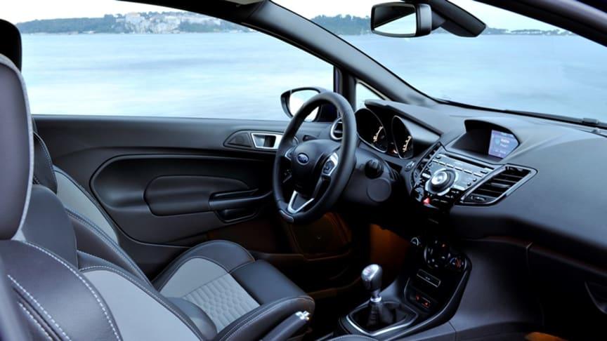 Ötajtós Ford Fiesta ST
