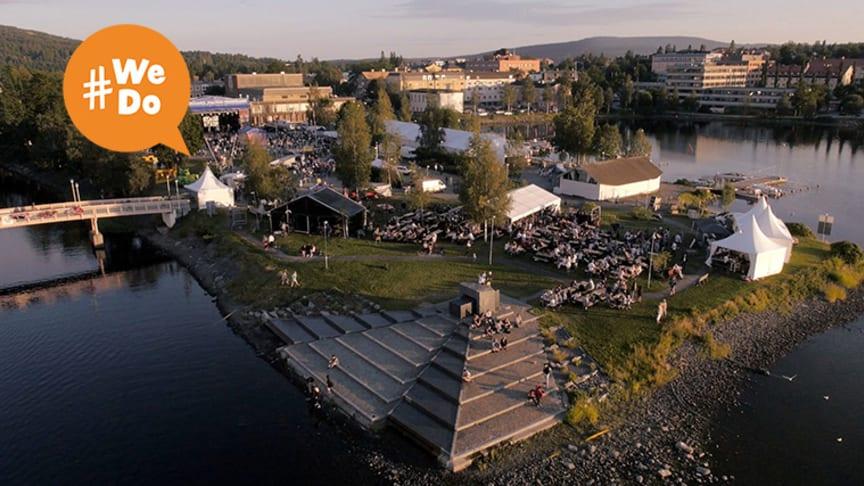 Härnösands Stadsfest och kommunen i samarbete för en rolig, trygg och säker stadsfest