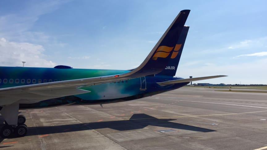 Icelandair lisää merkittävästi lentoja  Helsingistä kesäkaudella 2016 ja uudet kohteet Pohjois-Amerikassa ovat Chicago ja Montreal.