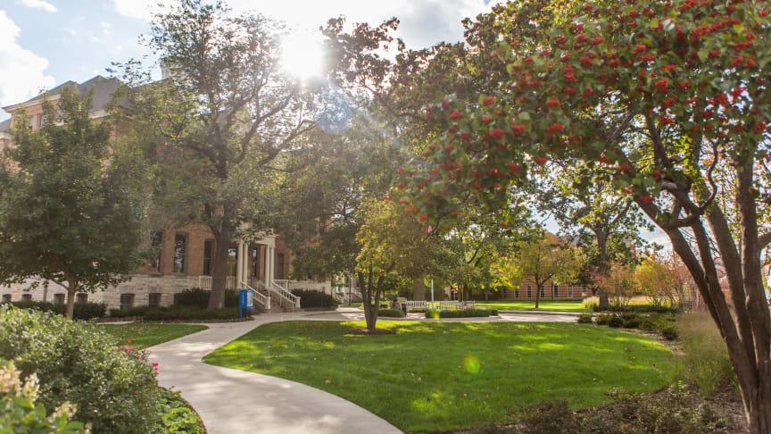 North Park Universitys campus i Chicago