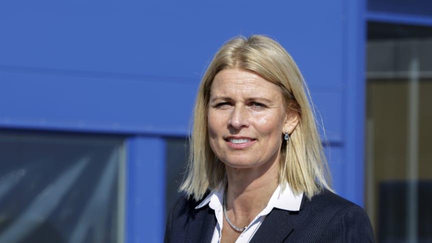 Ny marknadsområdeschef för Riksbyggens fastighetsförvaltning i Halland