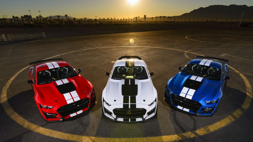 56 éves a Ford Mustang