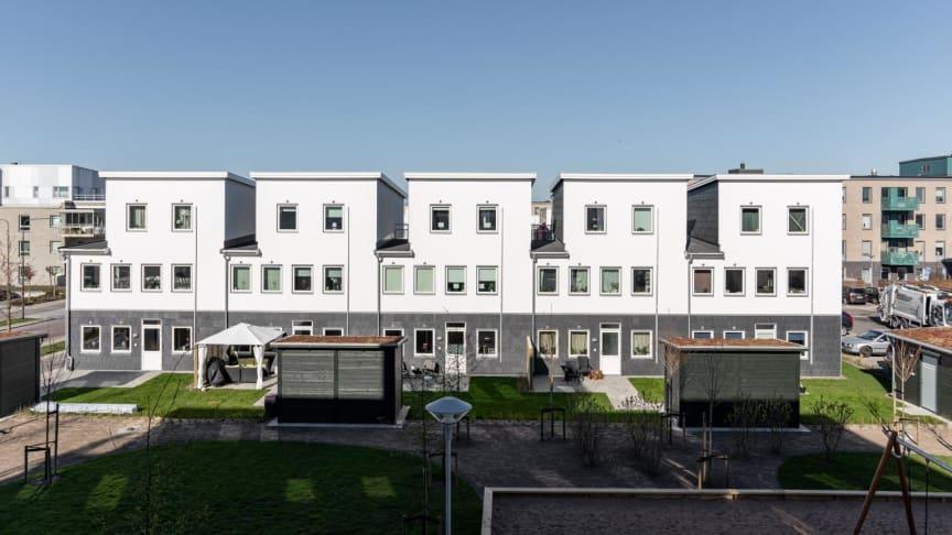 OnePartnerGroup, K-Fastigheter och Balder startar bolaget HOMEstate
