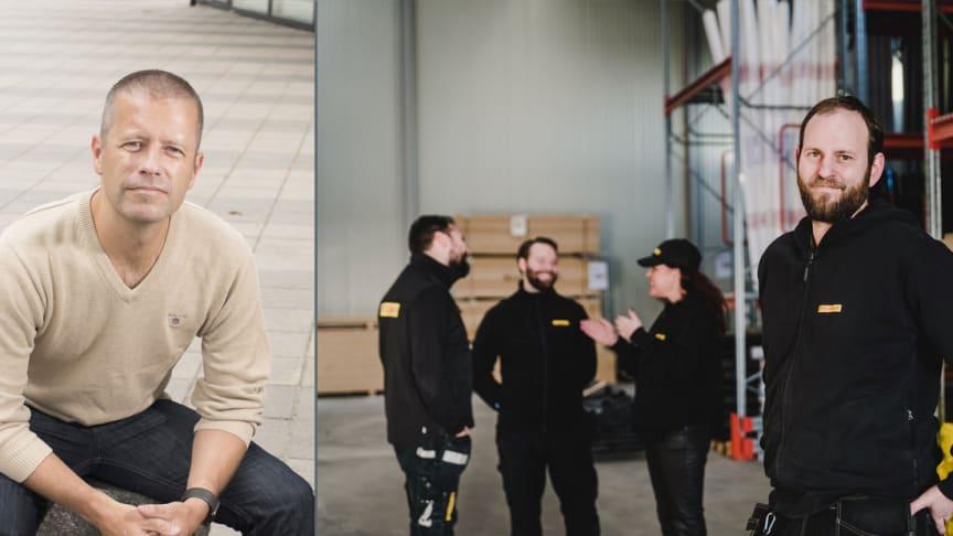 Arlandastad Holding och Byggmax i samarbete