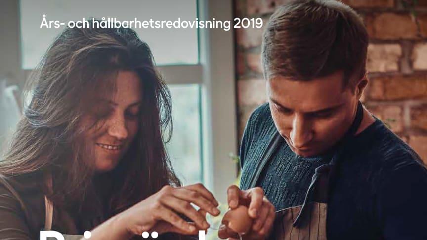 Axfood publicerar års- och hållbarhetsredovisningen