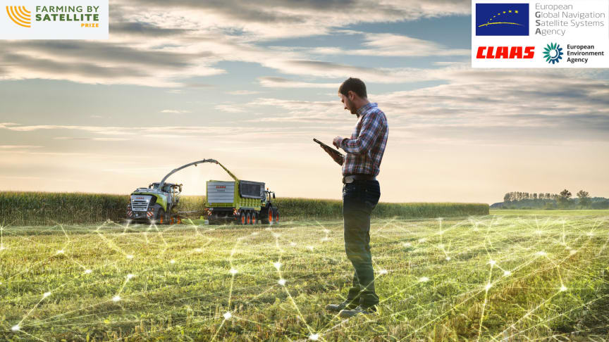FARMING BY SATELLITE launches ideas competition - sponosored by CLAAS