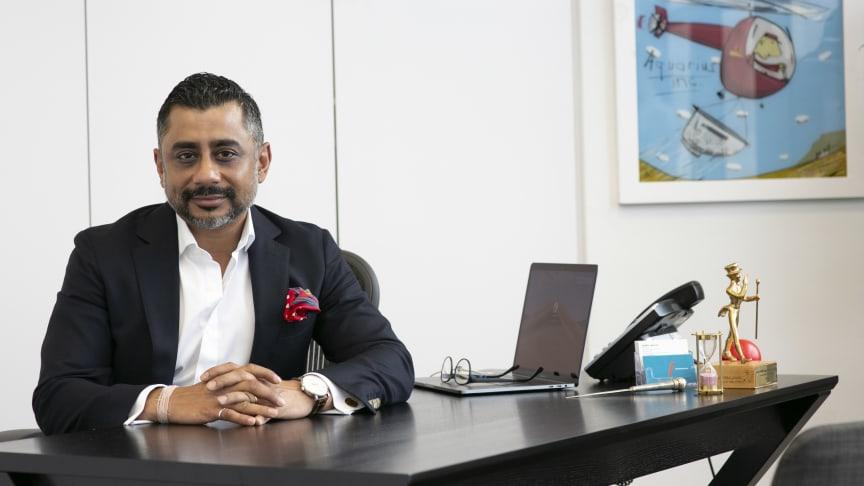 Sudhir Agarwal, CEO of Everise