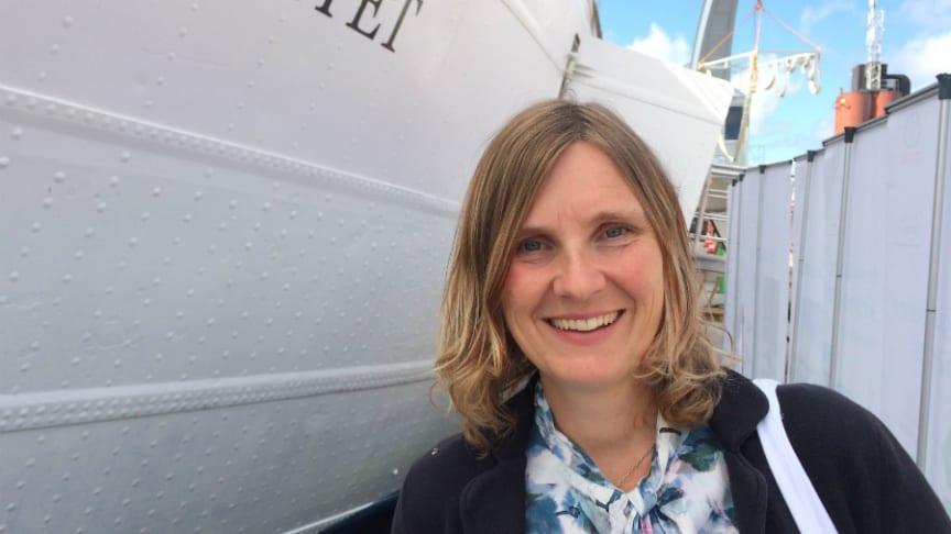 Mari-Louise Persson, energistrateg Riksbyggen