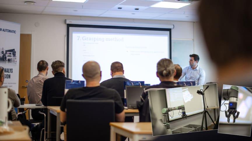 Workshop med Photoneo