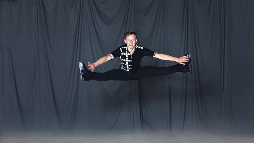 Nikolaj Majorovs resultat från EM i Graz