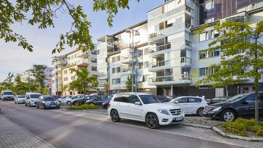 Brf Sjökortet, Västerås