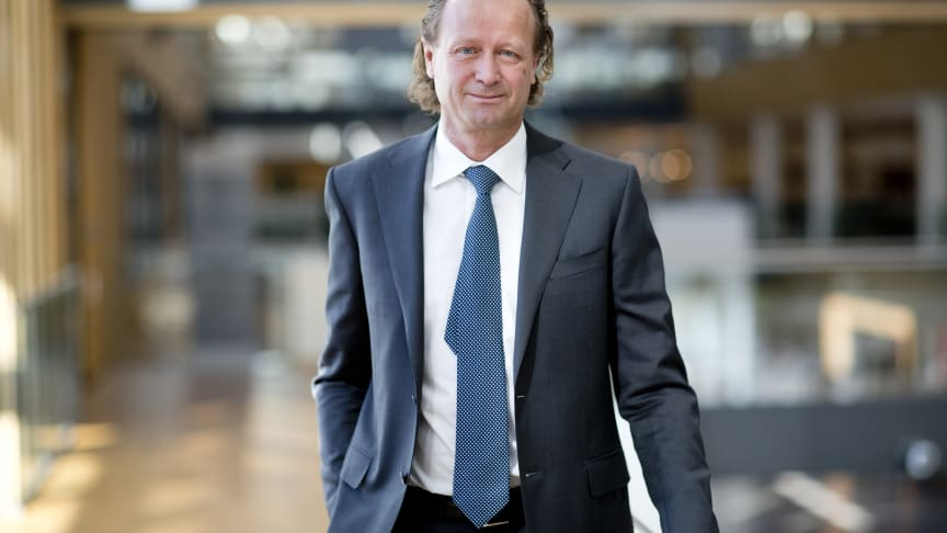 UK NEXT: CEO of Storebrand Asset Management, Jan Erik Saugestad.