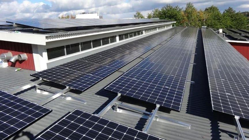 Lunchseminarium 5/2: Vad kan vi förvänta oss av solelutvecklingen till 2020?