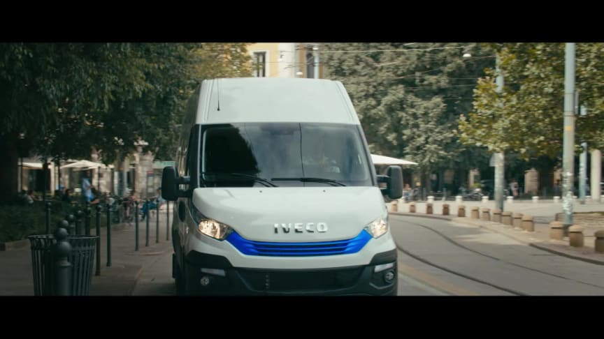 IVECO Daily Blue Power.
