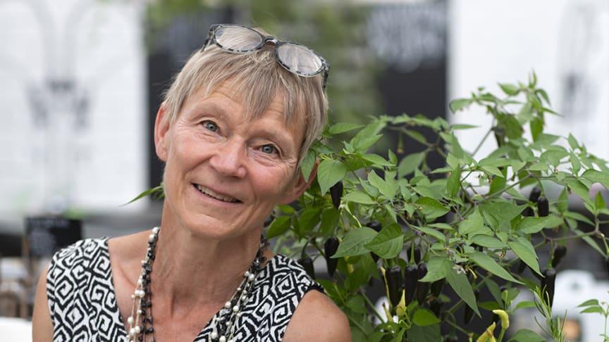 Annika Christensen, trädgårdsexpert