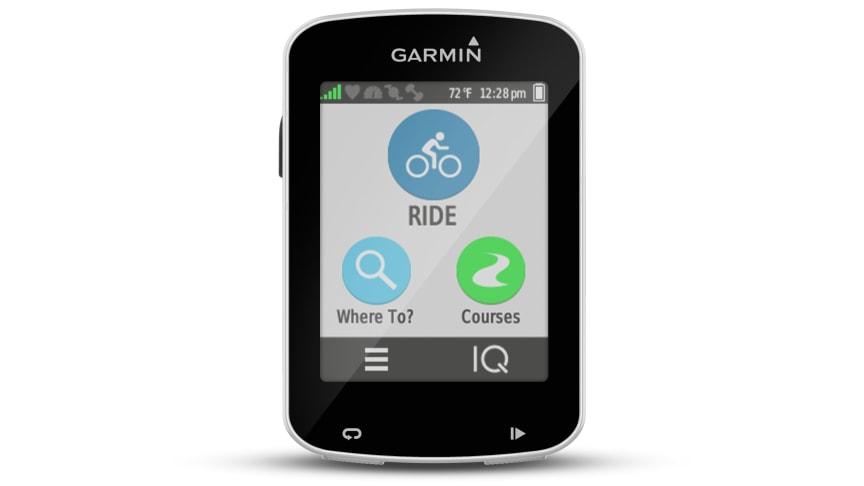 Garmin Edge® Explore 820 - GPS-cykelcomputer til turcykling