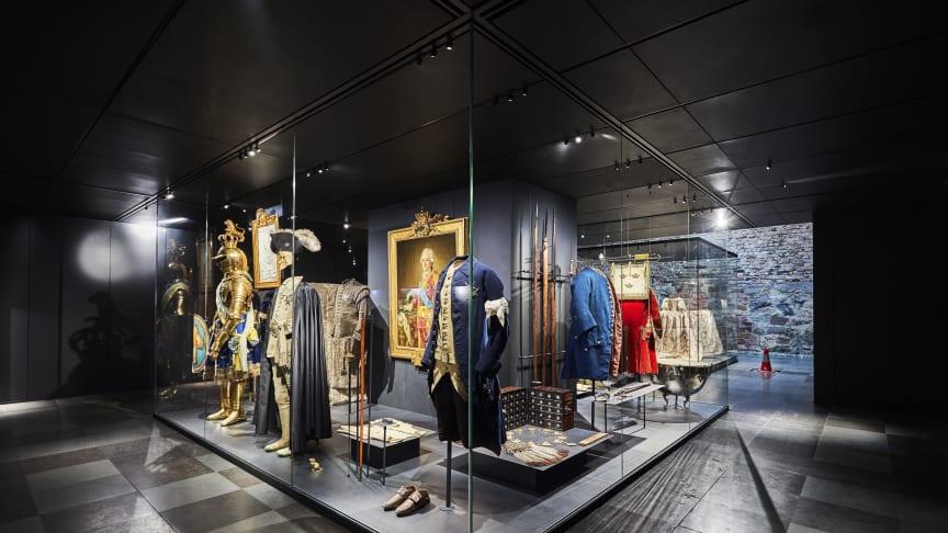 1700-tal & Gustav III. Livrustkammaren i Stockholm är ett av Sveriges äldsta museer och samlingarna från den svenska kungliga historien är unik och saknar motsvarighet både i Sverige och utomlands.