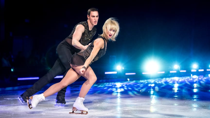 Olympiasieger Aljona Savchenko und Bruno Massot: Show-Comeback bei HOLIDAY ON ICE in Hamburg