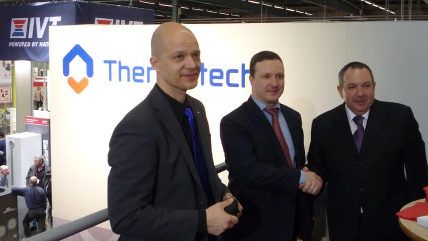 Thermotech exportsatsar i Spanien