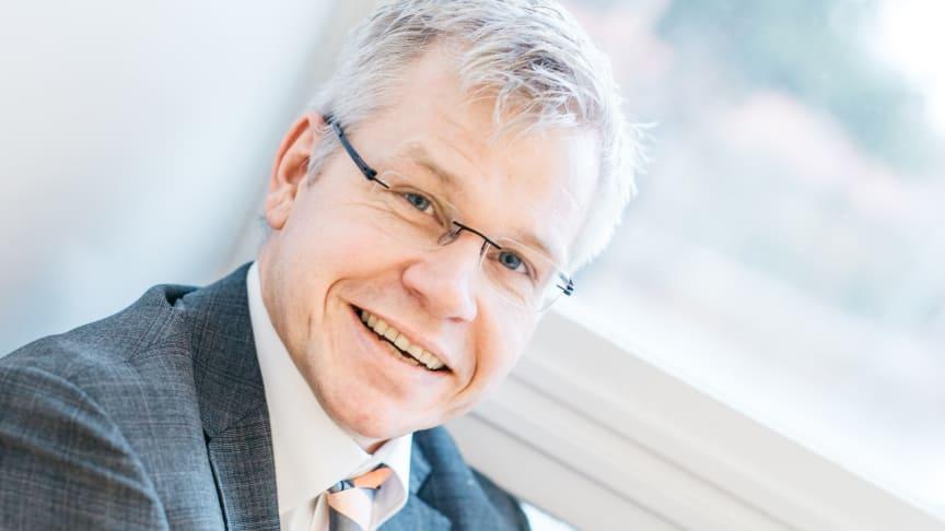 Nackademins VD Michael Yngvesson avgår under våren