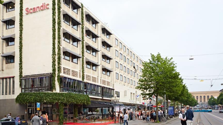 Skandia Fastigheter säljer hotell, handel och byggrätt i Göteborg