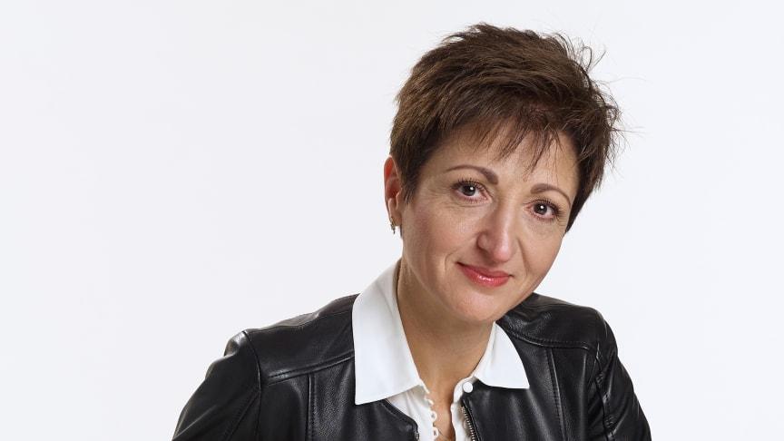 Cristina Petrescu ny CEO för Sodexo Healthcare & Education Nordics
