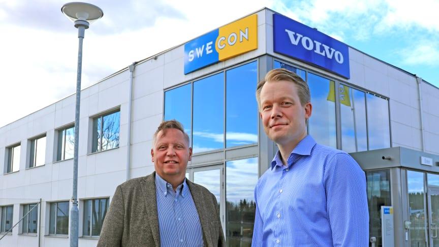 Christer Söderberg tar rollen som ny Director Marketing & Business Strategy i Swecongruppen. Ny vd i det svenska bolaget blir Joakim Arndorw.