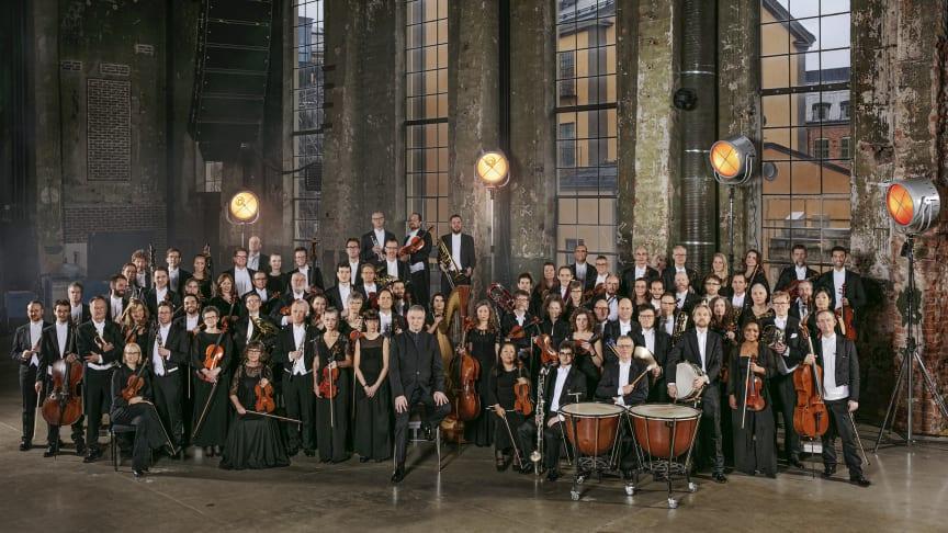 Norrköpings Symfoniorkester presenterar säsongen 2020 / 2021