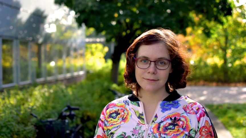 Margarita Chudnovskaya. Foto: Stockholms universitet