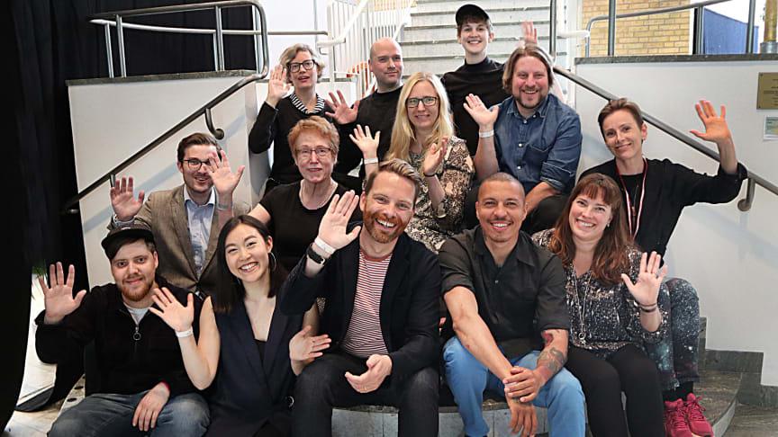 RFSU:s nya förbundsstyrelse. Foto: Carolina Hemlin