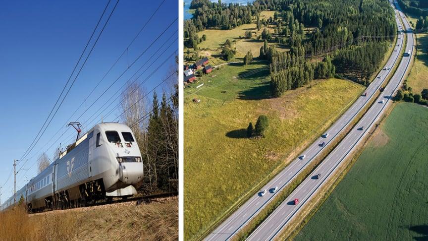 För 200 mdr  kr kan vi få mycket infrastruktursatsningar