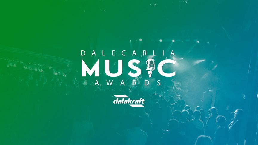 Dalecarlia Music Awards har instiftats för att uppmärksamma och manifestera styrkan och bredden i Dalarnas fantastiska musikliv.