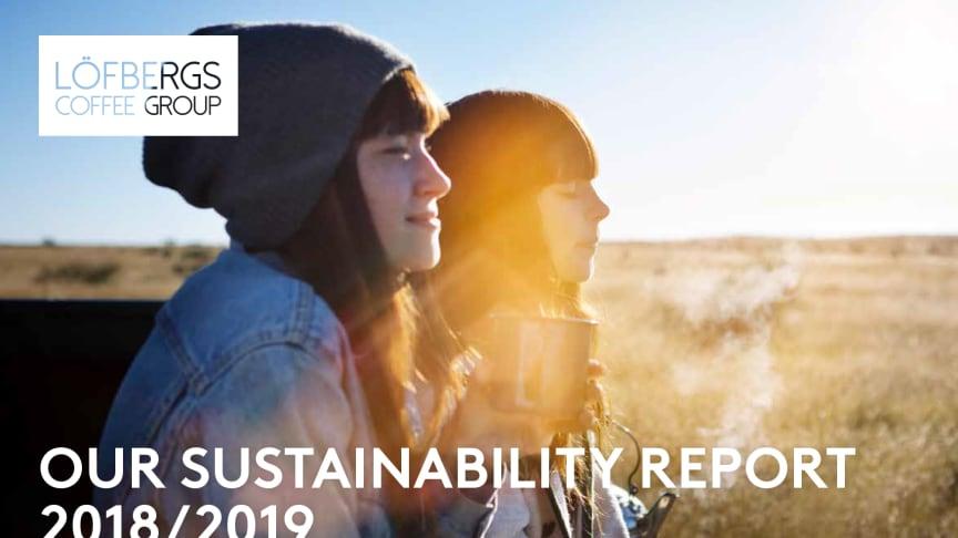 Löfbergsin kestävyystyön edistyminen 2018/2019