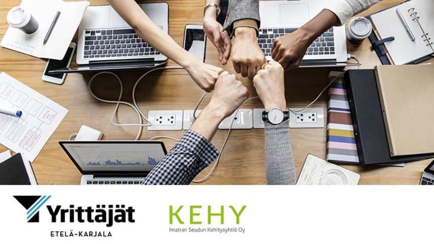 Etelä-Karjalan Yrittäjät goes Imatra - avoimet ovet Kehyllä 9.10.2018 klo 13-16