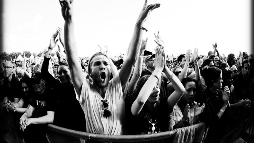 Spotify er NorthSide Festivals officielle musikpartner