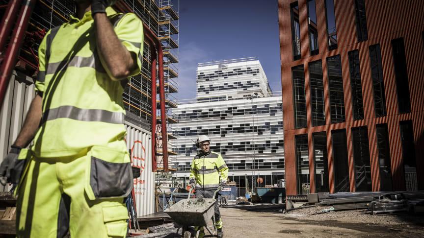 Sommarjobbare har rätt till minst lika hög kvalitet på utrustningen som ordinarie anställd.