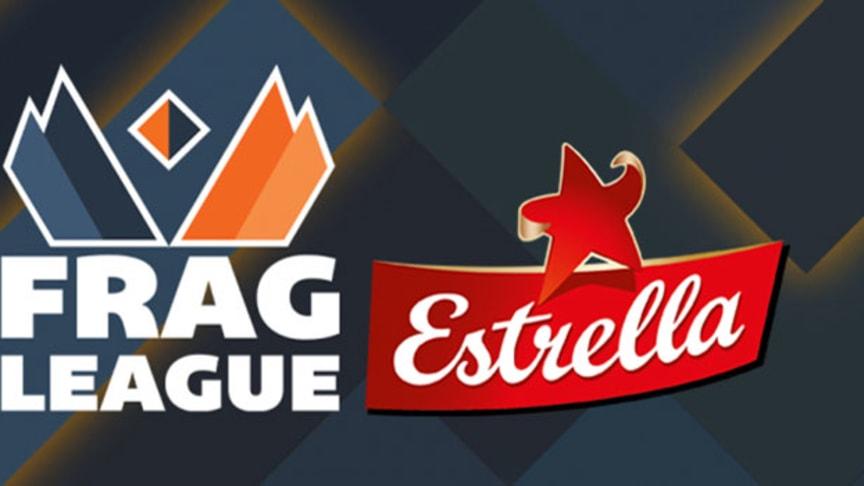 Estrella sponsor till Fragleauge 2020: nordens största amatörliga inom esport