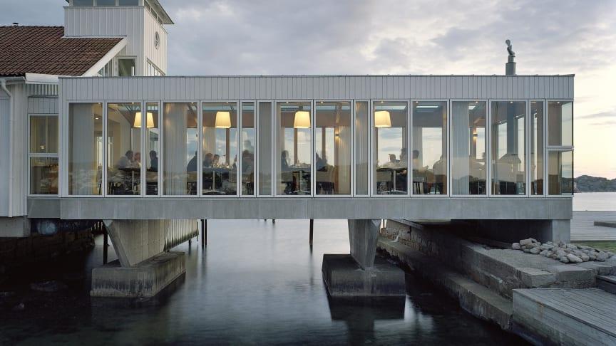 Gullmarsstrand Hotell och Konferens är ett av de tre hotell som finns med i projektet. De andra är Nordic Choice Hotels och Hotell Tylösand. Foto: Gullmarsstrand