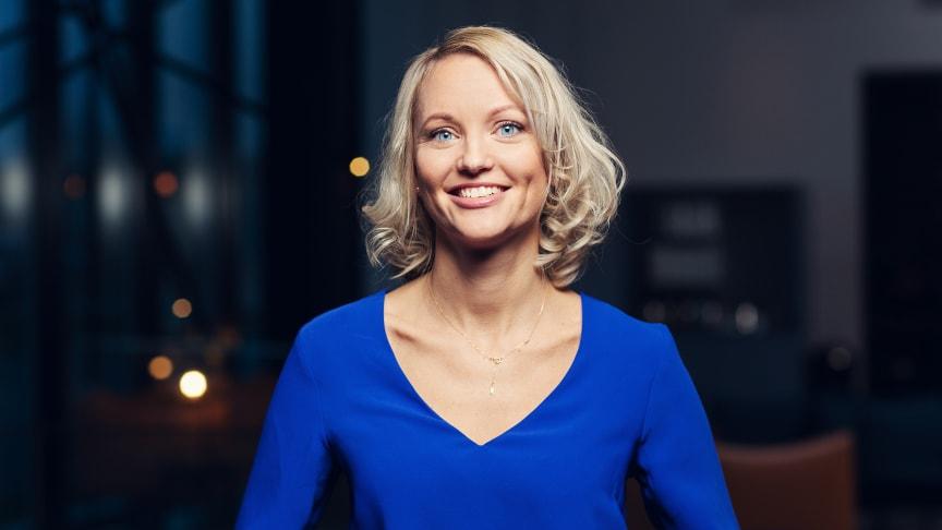 Liza Lyberg, Tillträdande Hotel Manager på Clarion Hotel Arlanda Airport