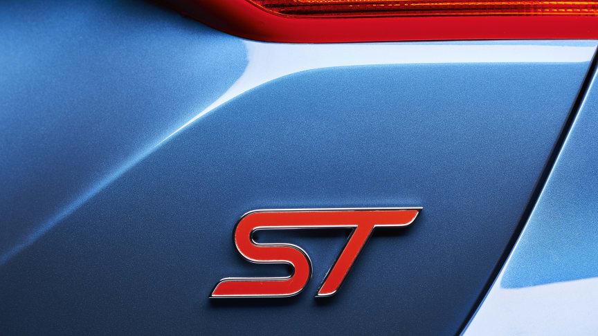 Ford Fiesta ST 2017 - Logo