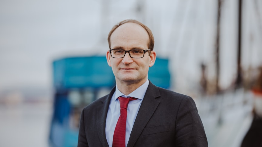 """HaV:s generaldirektör: """"Trenden vänder men vi får nog inte tillbaka ett Östersjön som det såg ut på 50-talet"""""""