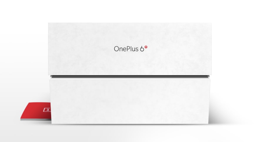 OnePlus väljer Telenor vid lanseringen av OnePlus 6T