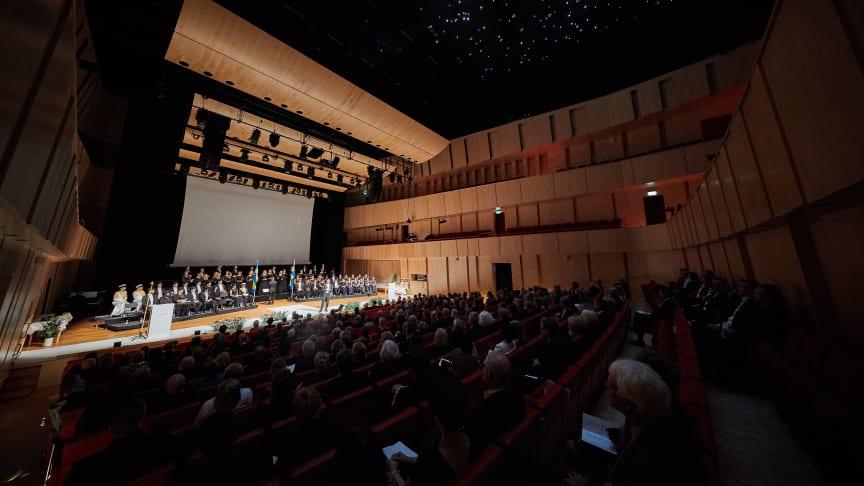 Akademisk högtid, Jönköping University 2019 på Kulturhuset Spira