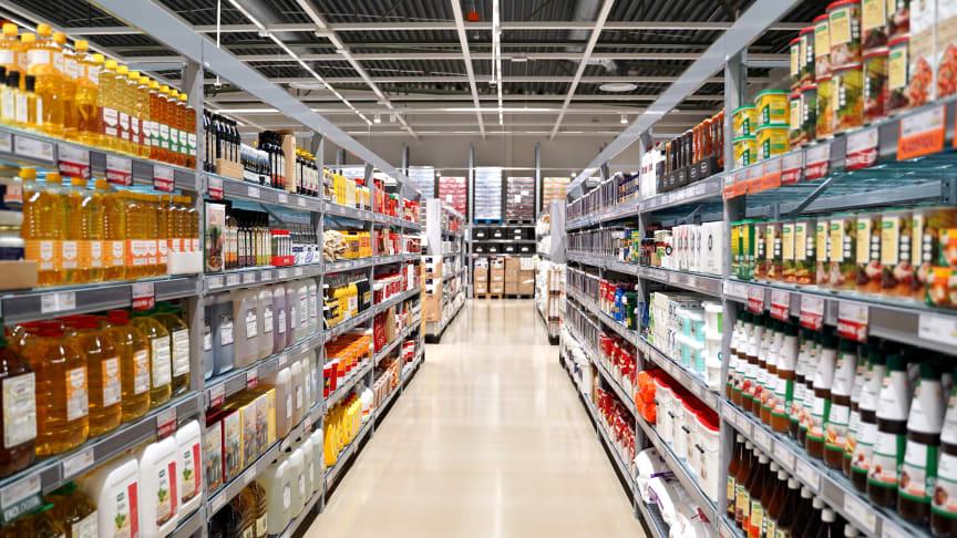 Axfood Snabbgross öppnar fler butiker för försäljning till konsument