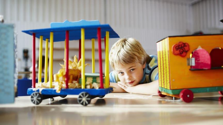 Internationell konferens om barns lek och lärande
