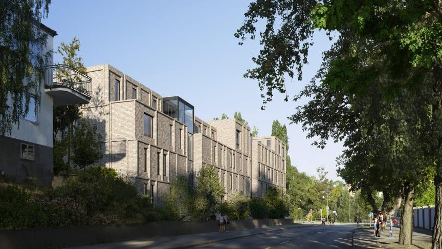 Brf Rosenhäll, Linköping, Riksbyggen